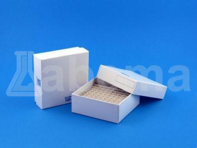 Pudełko kartonowe, 100-miejscowe, białe