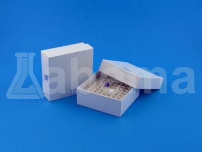 Pudełko kartonowe, 81-miejscowe, białe