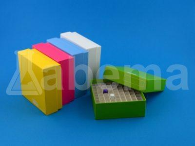 Pudełko kartonowe, 81-miejscowe, kolorowe
