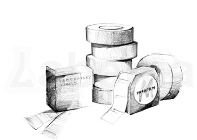 Materiały laboratoryjne