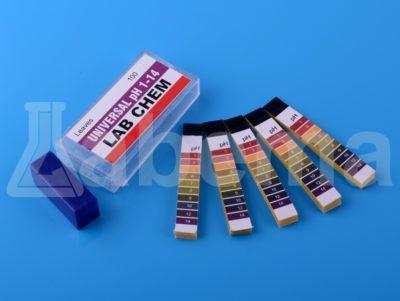 Papierki wskaźnikowe pH