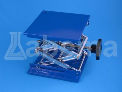 Podnośnik laboratoryjny z aluminium
