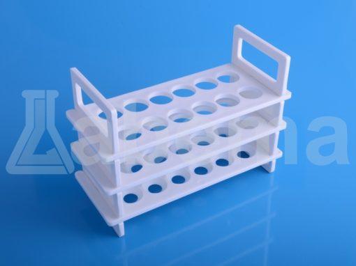 Statyw na probówki 3-półkowy plastikowy (PP)