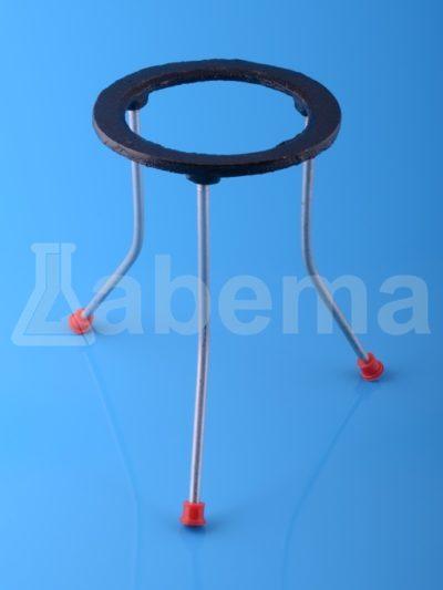 Trójnóg laboratoryjny okrągły z żeliwa